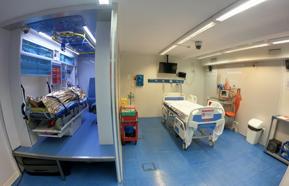 centro de simulación clínica 2019
