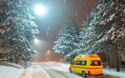 Accidentes en la nieve: recomendaciones