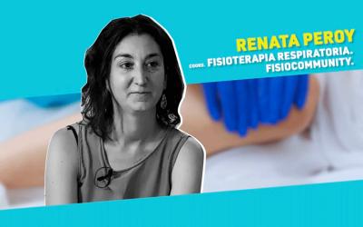 Conociendo a… Renata Peroy