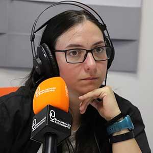 Elena Plaza, docente de los expertos de Fuden