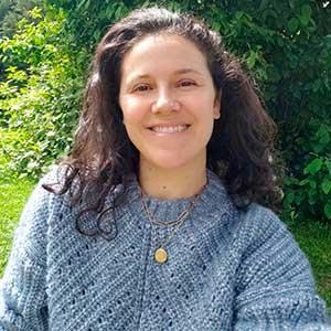 Jade Magdaleno, coordinadora del experto de gestante y maternidad de Fuden
