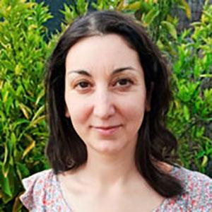 Renata Peroy, coordinadora del experto de Fisioterapia Respiratoria de Fuden