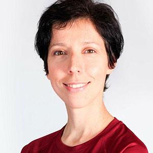 Julita Fernández, coordinadora del experto de lactancia materna de Fuden