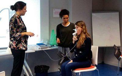 Día Mundial contra la neumonía: enfermería y covid-19