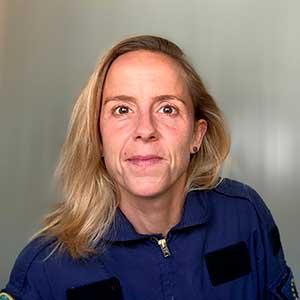 Eugenia Cuesta Aguirre, coordinadora del experto de cooperación de Fuden