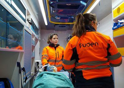 Experto Universitario en Enfermería de Urgencias Extrahospitalarias