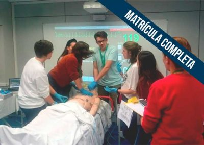 Experto universitario de cuidados en enfermería en unidades de cuidados críticos y reanimación