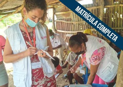 Experto Universitario en Cooperación Internacional para Enfermería