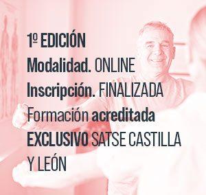 Experto universitario en fundamentos clínicos para la práctica fisioterápica en las diferentes etapas del ciclo vital (Castilla y León)