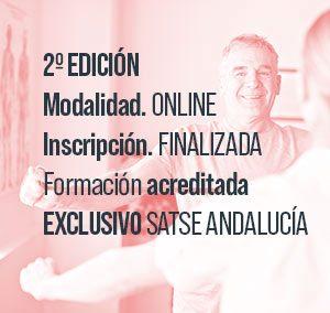 Experto universitario en fundamentos clínicos para la práctica fisioterápica en las diferentes etapas del ciclo vital (Andalucía)
