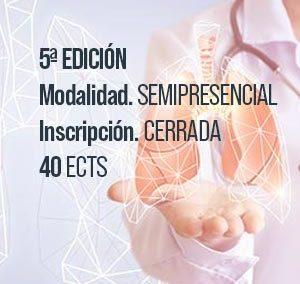 Experto Universitario en Fisioterapia respiratoria 2021