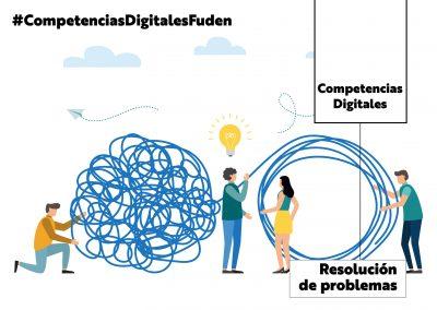 Resolución de problemas en el entorno digital