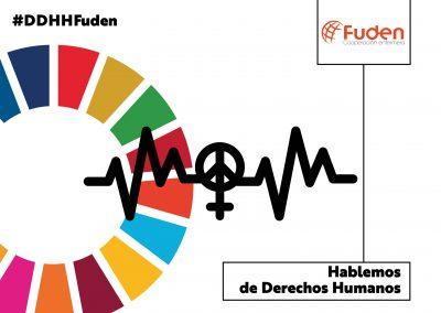 Hablemos de Derechos Humanos