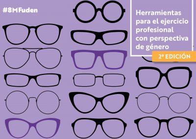 Herramientas para el ejercicio profesional con perspectiva de género. Edición 2