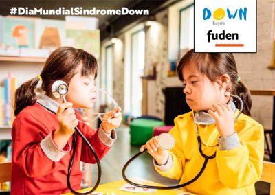 Cuidados inclusivos en Síndrome de Down