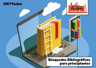 Búsquedas bibliográficas para principiantes