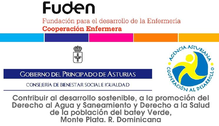 Contribuir al desarrollo sostenible, a la promoción del Derecho al Agua y Saneamiento y Derecho a la Salud de la población del batey Verde, Monte Plata. R. Dominicana
