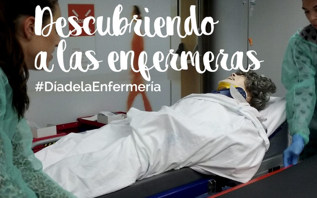 Descubriendo a la enfermería: colegio Las Delicias Madrid