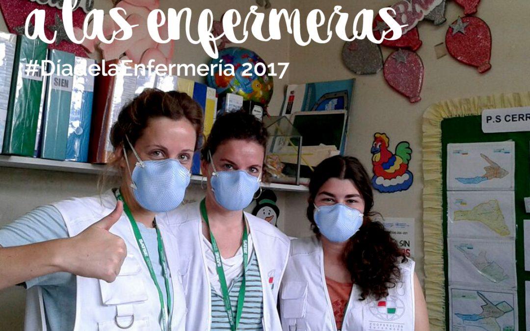 Descubriendo a la enfermería: Andrea Schäpers