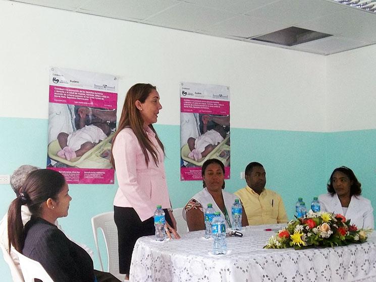 FUDEN y el Parlamento de Andalucía contribuyen a la promoción del Derecho a la Salud de los habitantes de Monte Plata, Dominicana