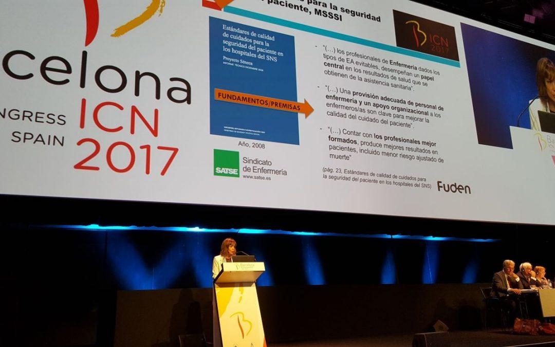 Amelia Amezcua participa en el CIE 2017