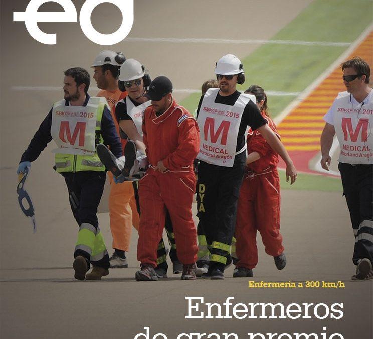 Descárgate el número 14 de la revista Enfermería en Desarrollo en nuestra app