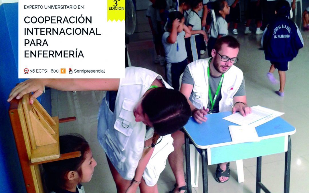Experto universitario en Cooperación Internacional en Enfermería 2017 / 2018