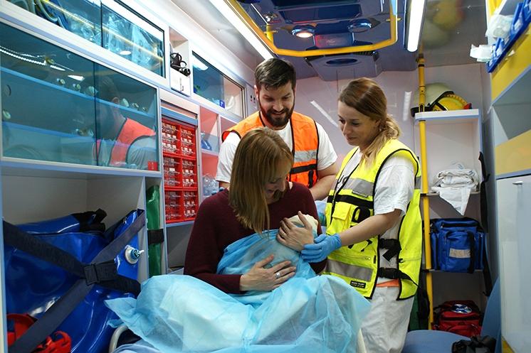 Nueva edición del curso para enfermeros centrado en partos y urgencias obstétricas extrahospitalarias