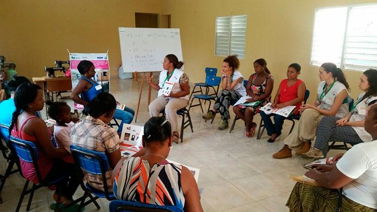 Promoción del derecho a la salud en República Dominicana gracias a la Agencia Asturiana de Cooperación