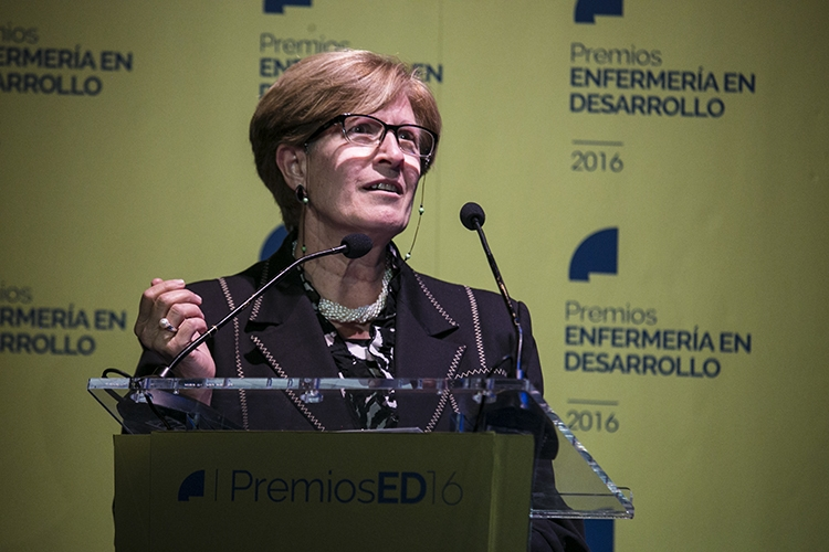 Mención para Carmen Prado en el Premio Internacional de CLM a la Igualdad de Género