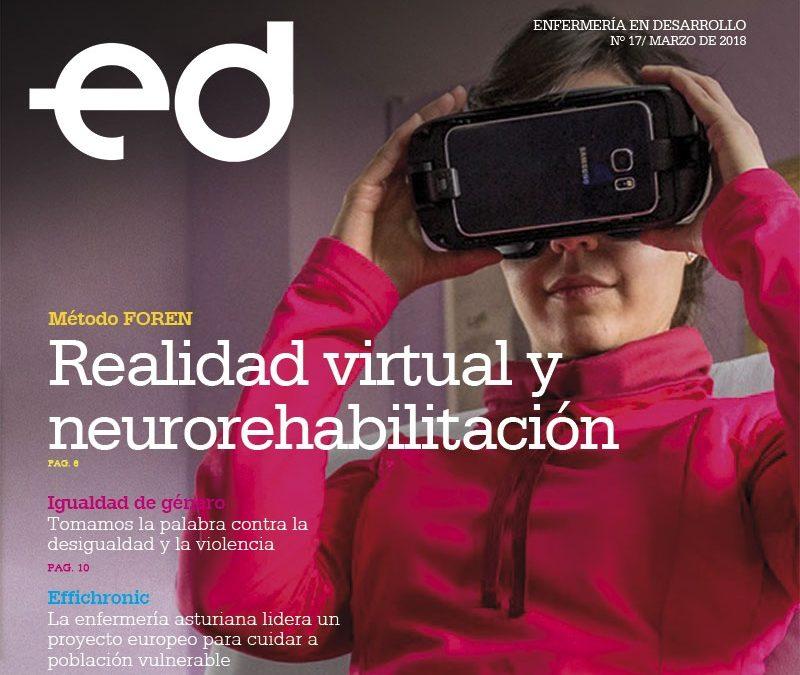 Descarga el número 17 de la revista Enfermería en Desarrollo