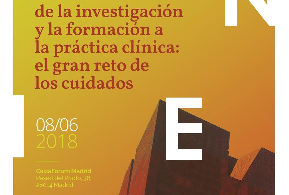 Nuestro congreso asistencial, reconocido de interés sanitario por la Comunidad de Madrid