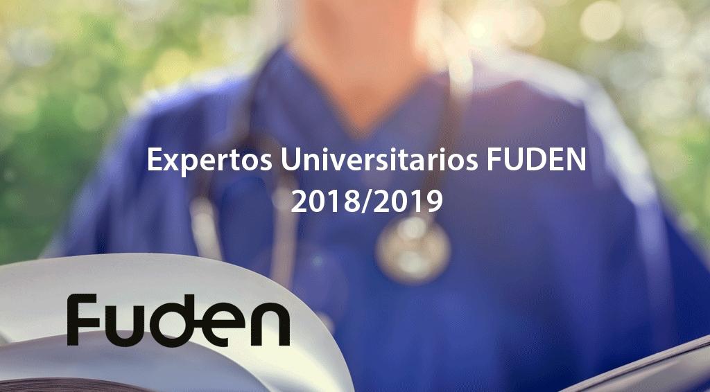 Siete expertos universitarios arrancan el curso FUDEN 2018/2019