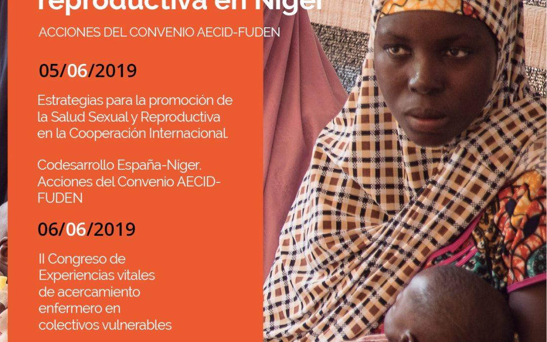 Derecho a la salud sexual y reproductiva en Níger. La mirada enfermera de FUDEN