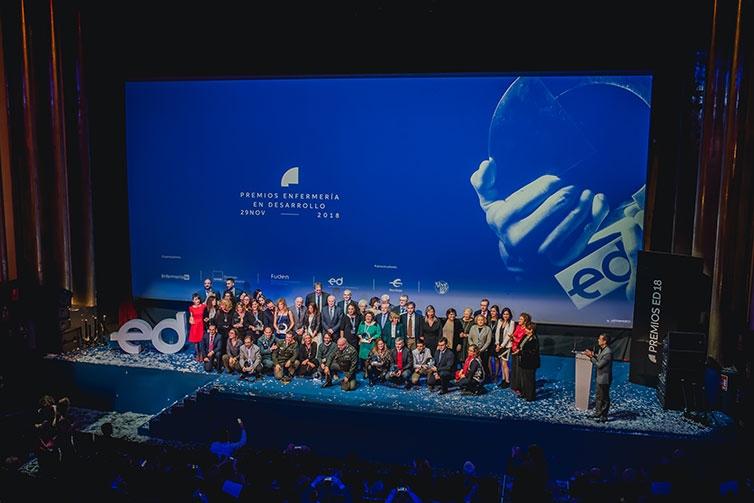 Presenta tu candidatura a los Premios Enfermería en Desarrollo antes del 28 de julio