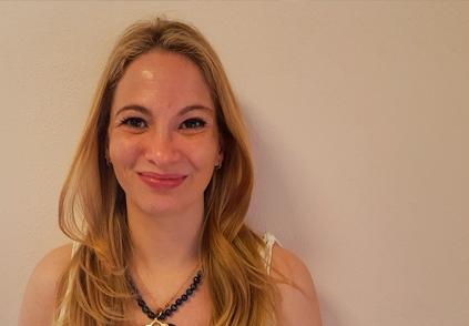 La enfermera Silvia Arranz, premio y reconocimiento como figura referente de la Neumología en España