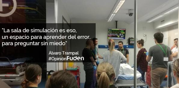 Aprender a partir de la simulación clínica