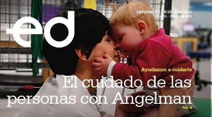 Déscargate el número 21 de la revista Enfermería en Desarrollo en nuestra app