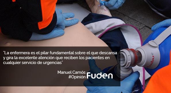 Enfermería de urgencias y emergencias: perfeccionamiento y nuevas habilidades
