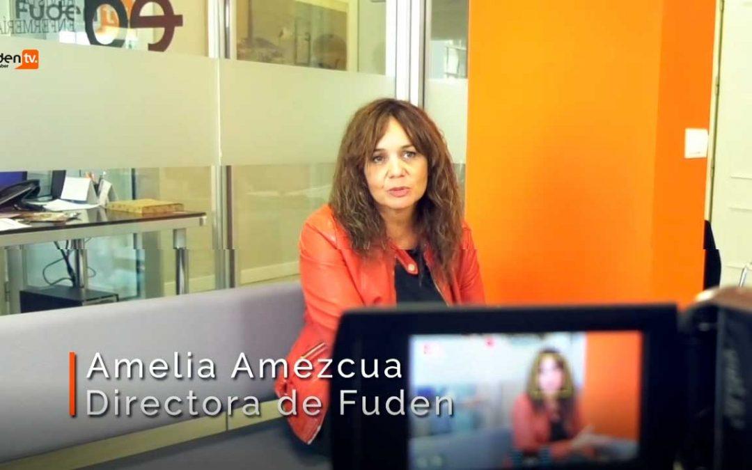 Fuden TV lanza su nuevo programa, #MejorSaber, con Amelia Amezcua, directora de Fuden