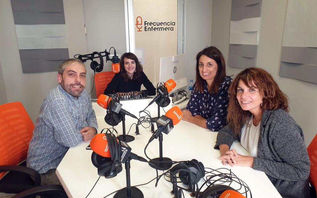 «Cuenta con FUDEN», el segundo podcast de Frecuencia Enfermera