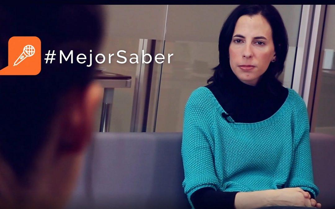 Periodismo y Ciencia con Laura Chaparro, en #MejorSaber