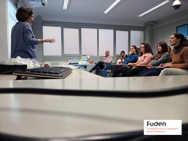 Primer seminario presencial del Experto universitario en el Cuidado Integral al Paciente Respiratorio