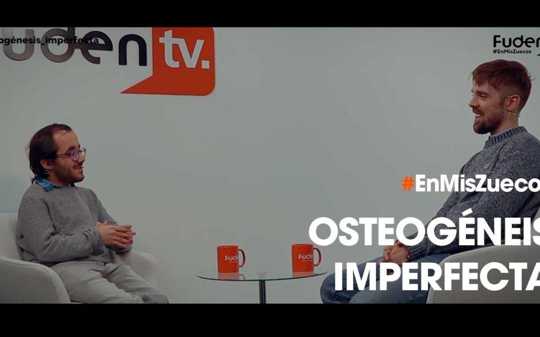 Fisioterapia y Osteogénesis imperfecta #EnMisZuecos