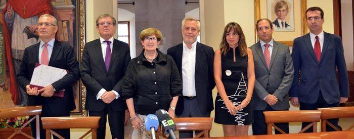 Acuerdo para iniciar la Cátedra FUDEN – UCLM