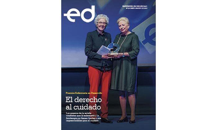 Lanzamiento de la revista Enfermería en Desarrollo