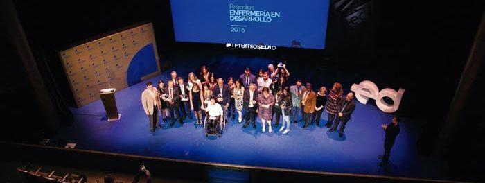 Quinta edición de los Premios Enfermería en Desarrollo