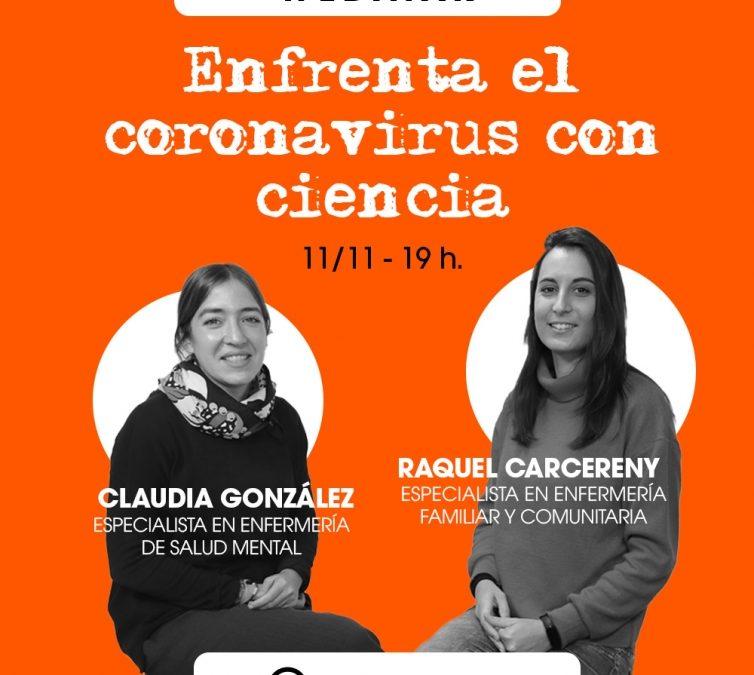 Síndrome de Down y Coronavirus: webinar sobre enfermería