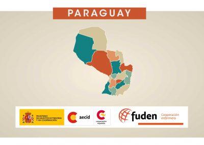 Implementación de la Estrategia de protección a personas vulnerables al COVID por enfermedades crónicas en zonas vulnerables de Asunción. Paraguay.