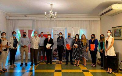 Fuden diseña un plan de protección a personas vulnerables al Covid-19 en Asunción-Paraguay